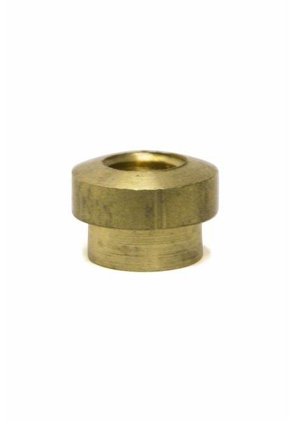 Nipple M4 x1 Brass