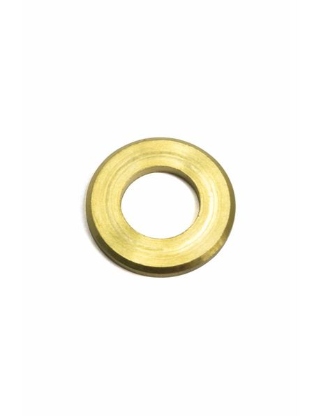 Brass Cover RIng, 2.0 cm / 0.8 inch, M10 Opening