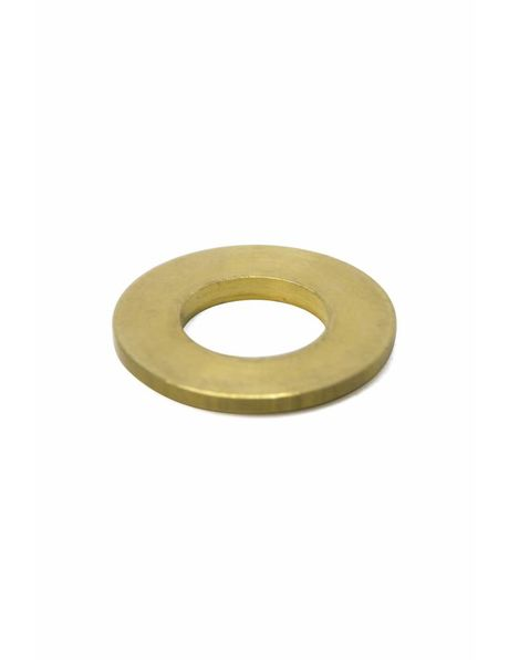 Messing Afsluitring, 2.0 cm, M10 opening