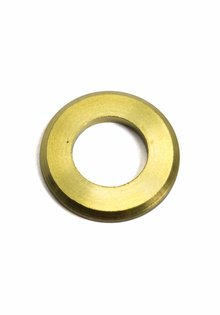 Washer (Cover Ring), Brass, M13