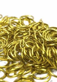 Kroonluchter Onderdelen, Ringetje, 0.8 cm