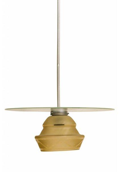 Minimal Design Hanglamp uit 1940