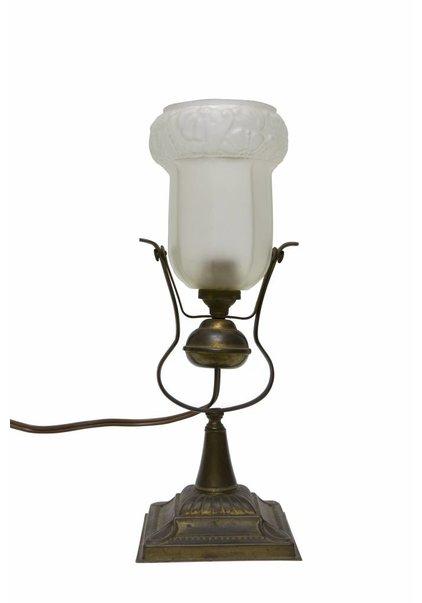 Brocante Staanlamp