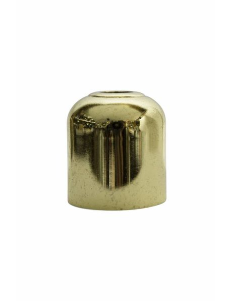 Gold Coloured Cover Plate, 3.2 cm / 1.3 inch high