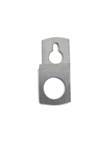 Hanging hook for wall lamp, metal
