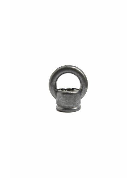 Ophangoog voor lamp, klein, grijs, M10x1