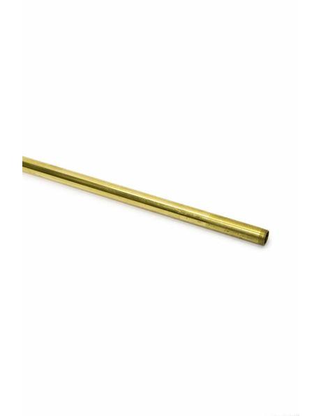 Pendulum pipe for hanging lamp, 60 cm / 23.6 inch, M13x1, copper