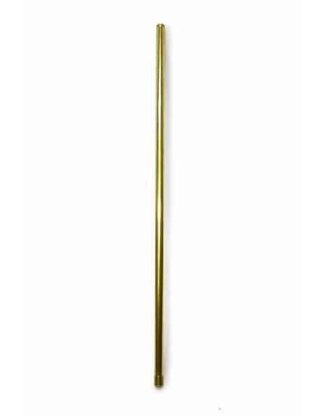Tube, 70 cm / 27.6 inch, M13x1, coarse copper