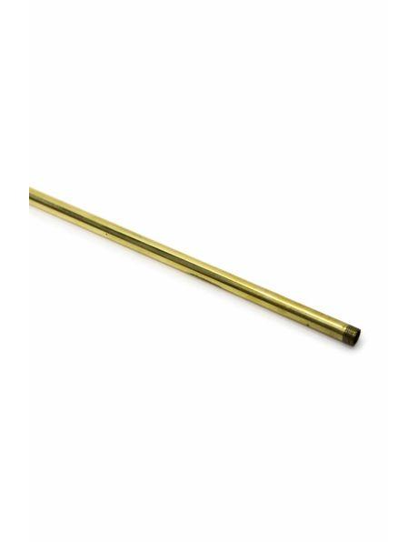 Pipe, 60 cm / 23.6 inch, M10, Shiny Copper