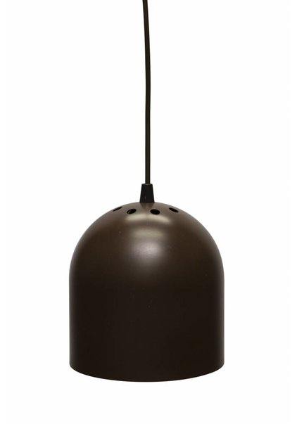 Retro Pendant Lamp, Brown, 1960s