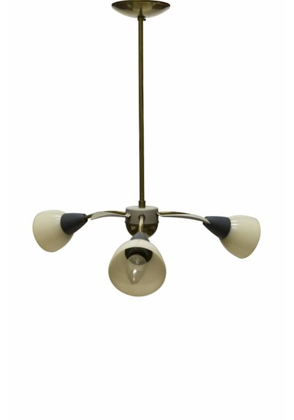 Vintage Pendant Lamp, 'Propeller'