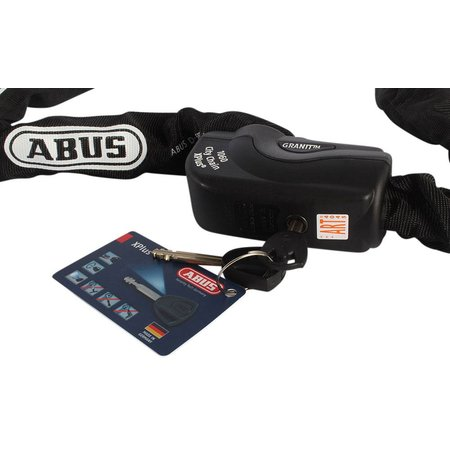 ABUS Kettingslot van ABUS type City-Chain 1060 X-Plus met ART-3 keurmerk