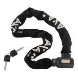 AXA Cherto Compact 95 kettingslot zwart ART 2 keurmerk