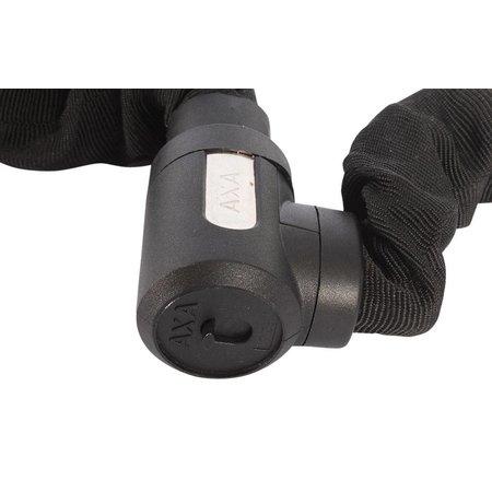 AXA Cherto Compact 95 kettingslot (zwart) met ART-2 keurmerk