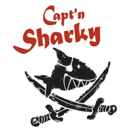 ABUS Kettingslot Capt'n Sharky 1510/60 zwart