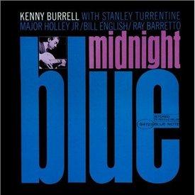 Kenny Burrell - Midnight Blue DOL 180g (1LP) - Vinyl
