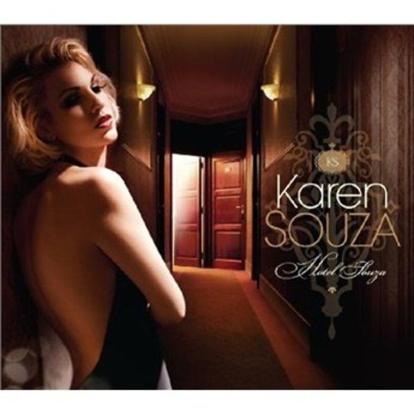 Karen Souza - Hotel Souza (1LP) - Vinyl
