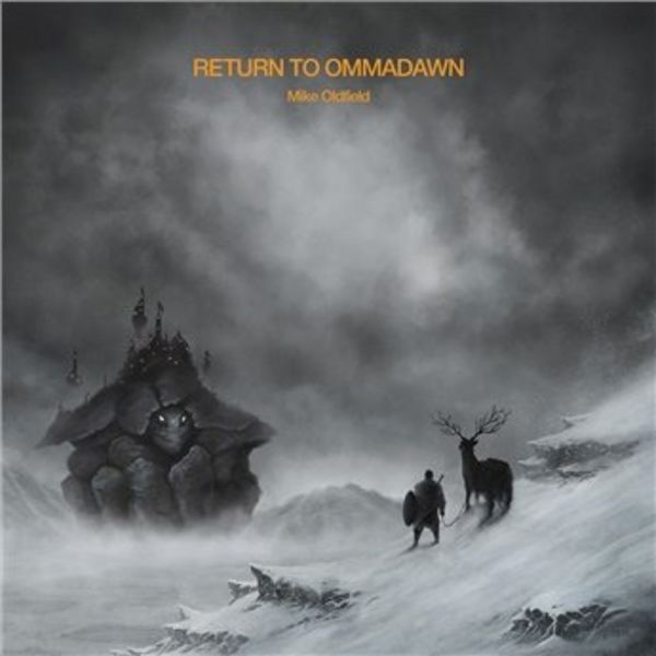 Mike Oldfield - Return to Ommadawn - Limited Edition (+1DVD) - Audio-CD