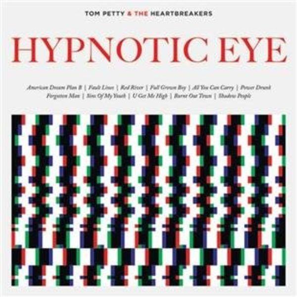 Tom Petty & The Heartbreakers - Hypnotic Eye (1LP) - Vinyl