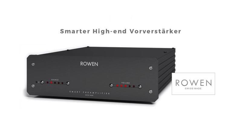 ROWEN SP1 - High-end vereint mit Komfort