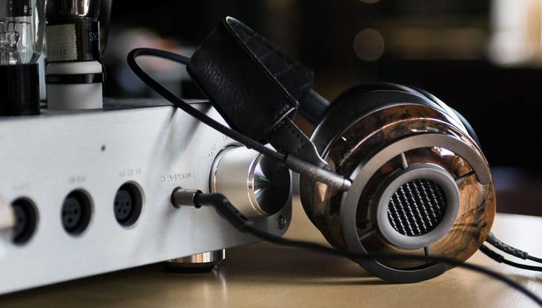 Preisgekrönter Kopfhörer zum Abheben