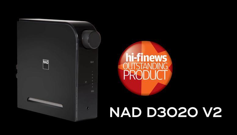 Legendärer NAD Hi-Fi Sound im Kleinformat