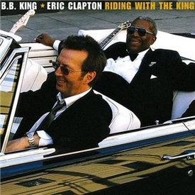 B.B. King & Eric Clapton - Riding With The King (LP) - Vinyl