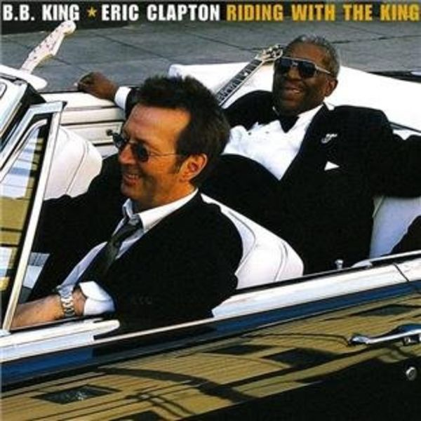 B.B. King  & Eric Clapton -  Riding With The King (LP) Vinyl