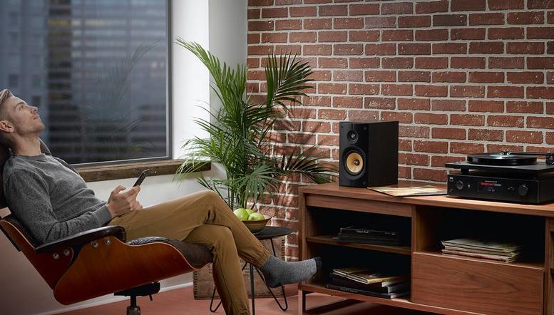 NAD - New Acoustic Dimension erleben