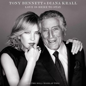 Tony Bennett & Diana Krall - Love Is Here To Stay - Audio-CD