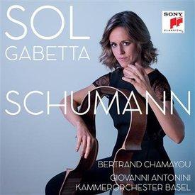 Sol Gabetta - Schumann - Audio-CD