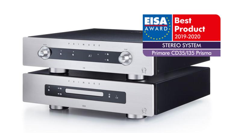 PRIMARE I35/CD35: Bestes Stereosystem jetzt probehören!