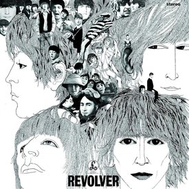 The Beatles - Revolver  - Reissue  LP - Vinyl