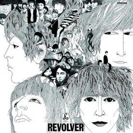 The Beatles - Revolver  - Reissue  LP - Vinyl