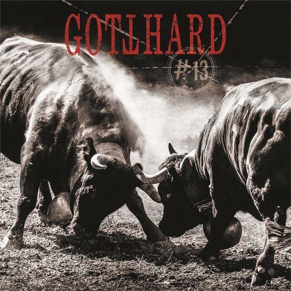 Gotthard - 13 (2LPs) - Vinyl
