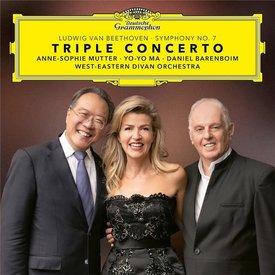 Anne-Sophie Mutter, Yo-Yo Ma, Daniel Barenboim  -  Triple Concerto - Vinyl