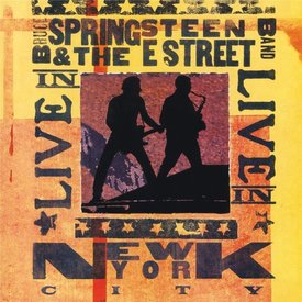 Bruce Springsteen - Live In New York City ( 2020) - Vinyl