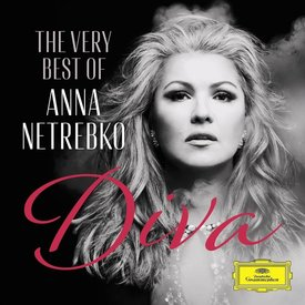 Anna Netrebko - Diva (Very best of) - Audio-CD