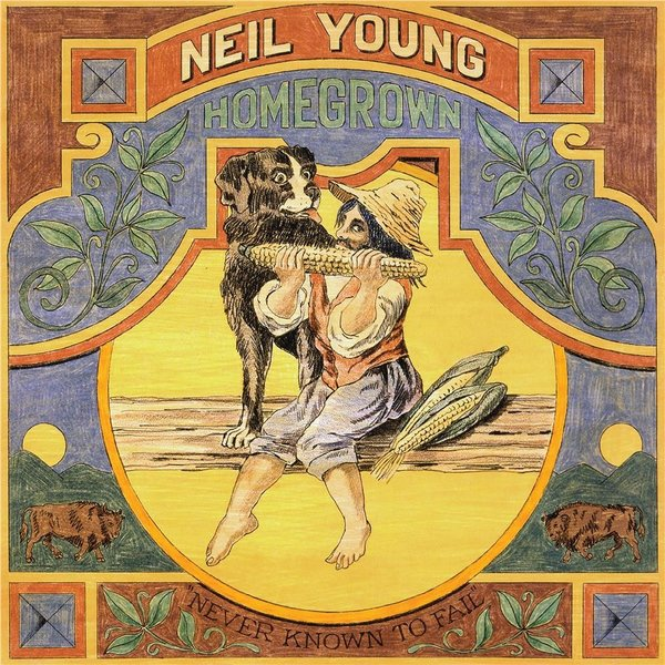 Neil Young - Homegrown - Vinyl