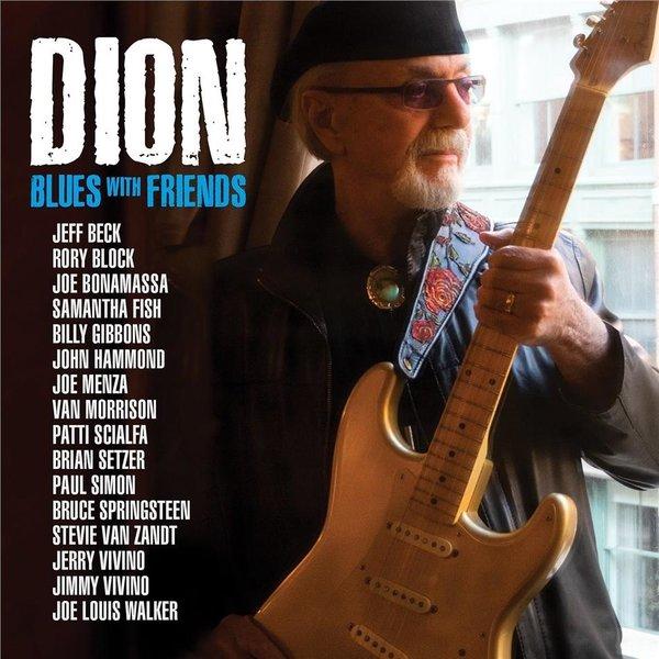 Dion - Blues With Friends - 2LP - Vinyl