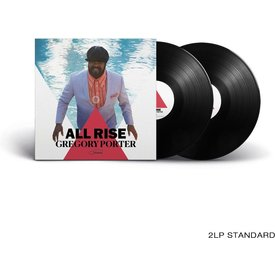 Gregory Porter - All Rise (2LP) - Vinyl