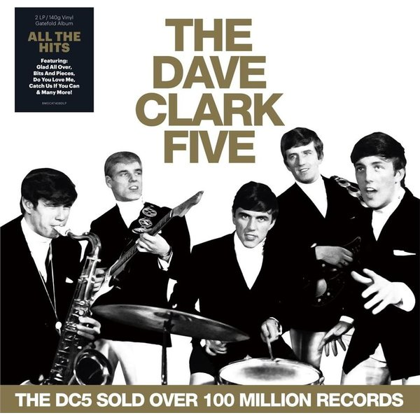 The Dave Clark Five - All The Hits (2LP) - Vinyl