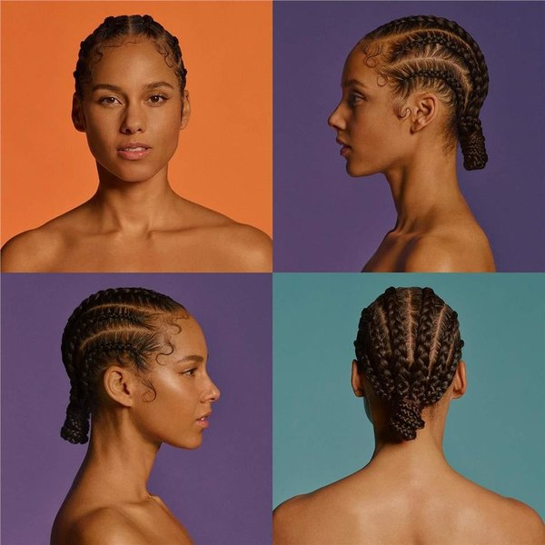 Alicia Keys - ALICIA - Audio-CD