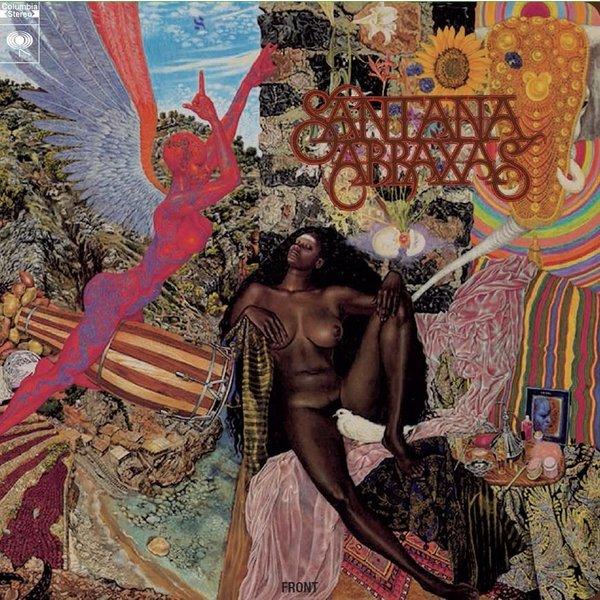 Santana - Abraxas 2016 Version - Vinyl