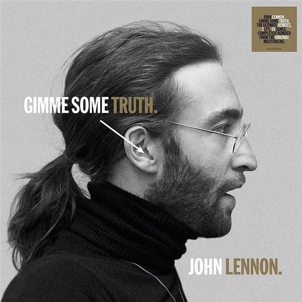 John Lennon - Gimme Some Truth - Remastered - 2LP - Vinyl