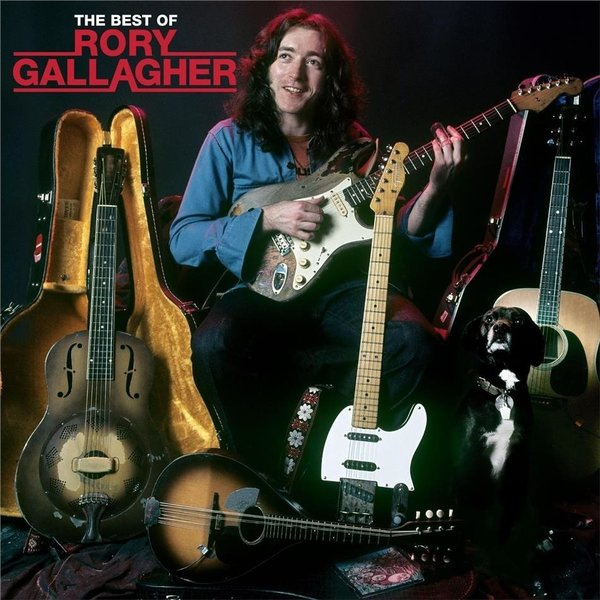 Rory Gallagher - The Best Of - Audio-CD