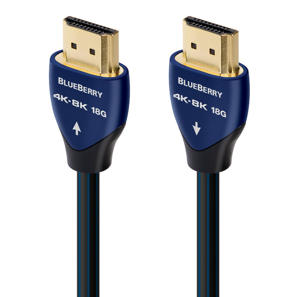 AUDIOQUEST BLUEBERRY HDMI Kabel (4K/8K)