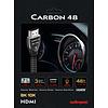 AUDIOQUEST CARBON 48 HDMI Kabel (4K/8K)