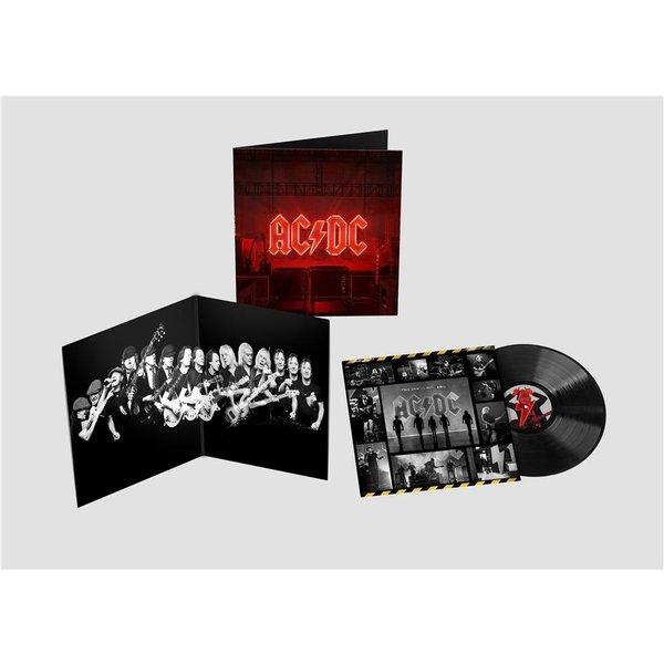 AC/DC - PWR UP (Power up) - Black Vinyl