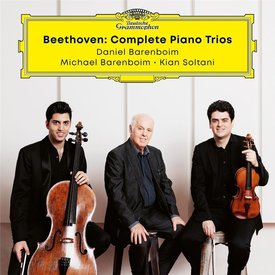 Daniel Barenboim - Beethoven Trios - Audio-CD